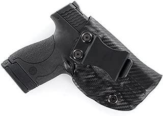 Kel-Tec, Black Carbon Fiber, Kydex Concealment IWB Gun Holsters. Left & Right Versions Available.