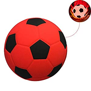 Football Night Light for Kids, AVEKI Soccer Night Lamp Toy Gift for Boys Sleep Bedside Lamp with Tap Control for Baby Children Bedroom Decoration Birthday Party Gifts