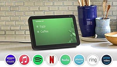 "Echo Show 8 ? HD 8"" smart display with Alexa"