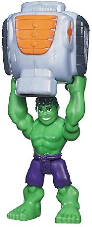 Playskool Heroes Marvel Super Hero Adventures Hulk Smash by Playskool