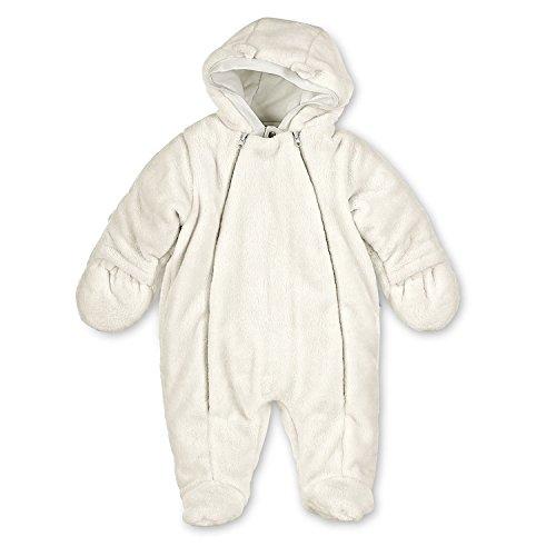 Sterntaler - Baby Overall Mädchen Plüsch, natur - 5501780, Größe 68