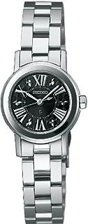 [セイコーウォッチ] 腕時計 ルキア ペアモデル ソーラー ブラック SSVR043