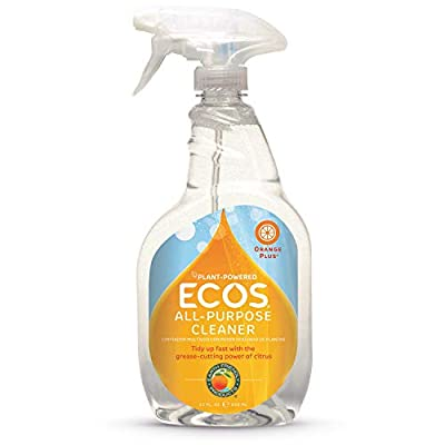 Earth Friendly Products Rtu Orange Plus Cleaner, 22 Ounce