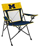 Rawlings NCAA Game Changer Large Folding Tailgating and Camping Chair, with Carrying Case (ALL TEAM...