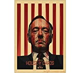 zhangdiandian Poster House of Cards American Tv Serie