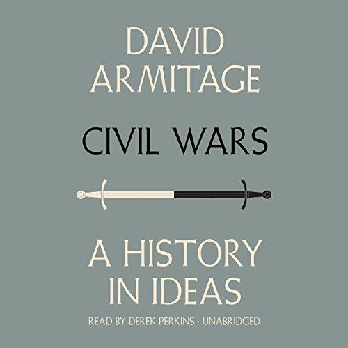 Civil Wars audiobook cover art