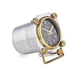 Pendulux, Table Clock - Altimeter (Aluminum)