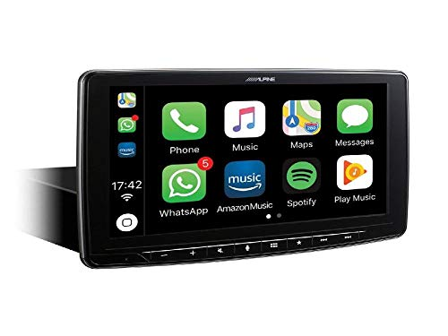Alpine Alpine, Car Stereo, Nero