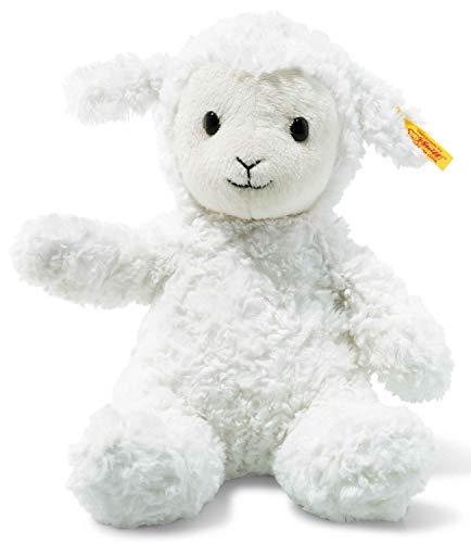 Steiff Soft Cuddly Friends Fuzzy Cordero Felpa, Sintético