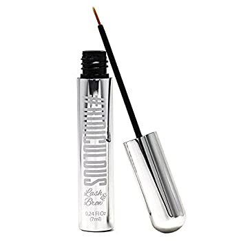 Ridiculous Lash & Brow - Eyelash & Eyebrow Growth Serum | For Fuller Thicker More Beautiful Eyelashes & Brows in WEEKS | Tested for Safety & Purity