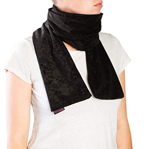 heatcare light xxs - Therapeutisches Nackenen/Rücken Wärmekissen - Mit Moor-Gel - Neuartiges Wärmepad - Handmade aus Hannover
