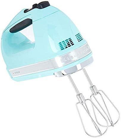 popular KitchenAid (Renewed) outlet online sale RKHM9ic 9-Speed online Most Powerful Digital Display Power Hand Mixer Ice Blue online