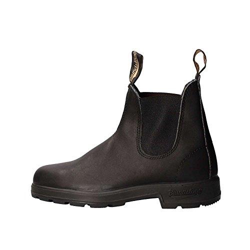 Beatles Unisex Blunstone in pelle nero, con elastico Nuova collezione autunno inverno 2017/2018.