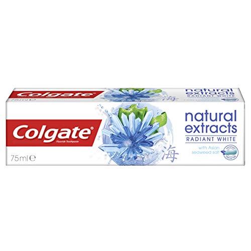 Colgate Natural Extracts Radiant White Zahnpasta, 75 ml