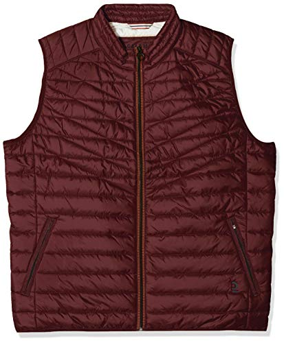 Calamar Herren Light-Weight Outdoor Weste, Rot (Bordeaux 57), XX-Large (Herstellergröße:XXL)