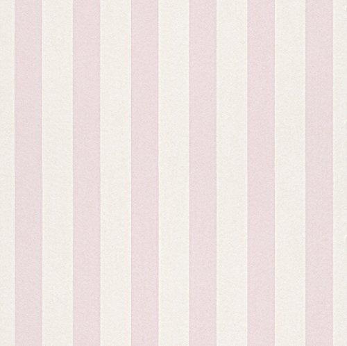 Rasch paperhangings 246018papel pintado pared que cubre–rosa (Juego de 12)