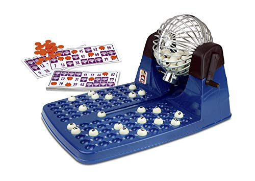 Chicos Loterie Automatique. Jeu Loto Bingo Complet: Boulier