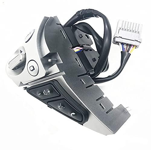 CarWorld pour Nissan sylphy Nouveau 2016-2021, Interrupteur à Bouton de Volant Audio vulme téléphone Accessoires de Style de Voiture