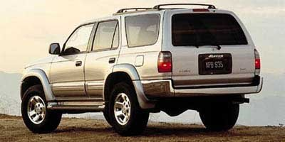 1997 toyota 4runner towing capacity