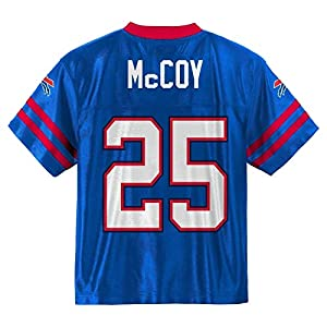 LeSean Mccoy Buffalo Bills #25 Blue Youth Home Player Jersey (XX-Large 18)