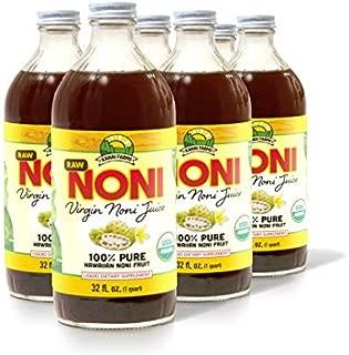organic juice bottles