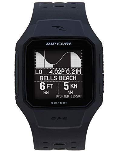 RIP CURL 2018 Search GPS Series 2 Smart Surf Watch Black A1144