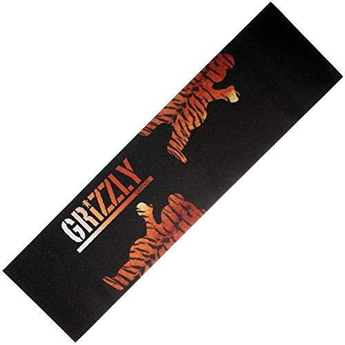 Grizzly Skateboard Griptape Tiger