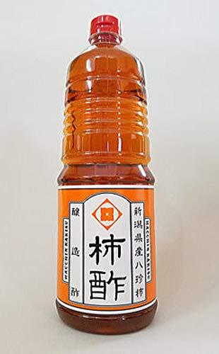 柿酢業務用1.8リットル×6