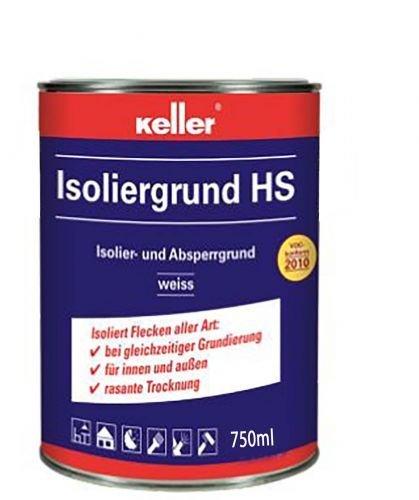Keller Isoliergrund 581 HS 750ml weiß