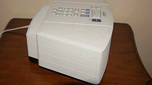 Bose Wave Radio/cd Player White in Color