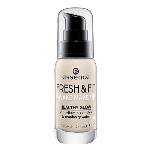 essence - Foundation - fresh & fit awake make up - fresh ivory