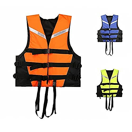 Life Jacket chaleco flotador Life Jacket Swimming chaleco Survival Floating Life Vest Life Jacket for Adult Kids Buoyancy Buoyancy Vest for Fishing Surfing Surfing Rafting Kayak