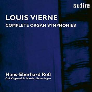 Vierne: Complete Organ Symphonies, Vol. 2 (Organ Symphonies, Op. 28 & Op. 32 - Goll Organ of St. Martin, Memmingen)