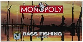 USAopoly Monopoly:Fishing Lakes Edition