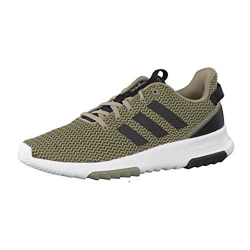Adidas CF Racer TR, Zapatillas de Deporte Hombre, Verde (Olitra/Negbas/Cartra 000), 37 1/3 EU
