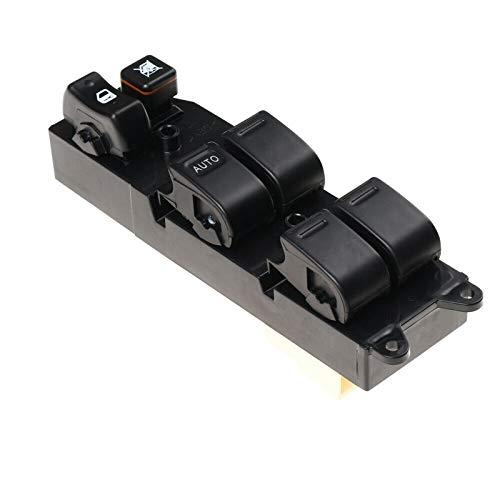 DYBANP Interruptor de Ventana de Coche, para Toyota Camry 1997-2002, botón Elevador de Interruptor de Ventana de energía eléctrica de Coche