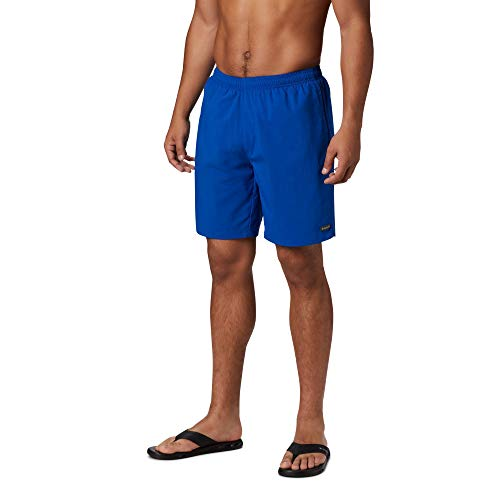 Columbia Roatan Drifter Wassershorts Pantalones Cortos de Agua para Hombre, Blau, Extra-Large