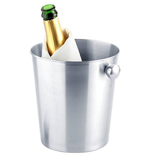 Boston GALERIA Home - Enfriador de champán (acero inoxidable)