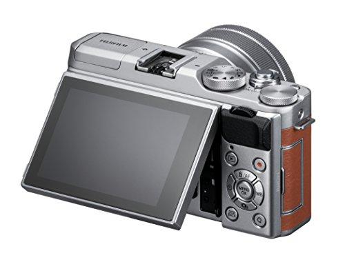 FUJIFILMミラーレス一眼カメラX-A5レンズキットブラウンX-A5LK-BW