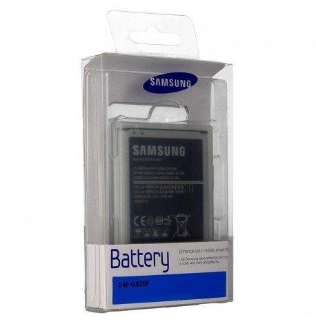Samsung Batterie Blister Galaxy J3 2016 / Grand Prime Origine EB-BG530BBE