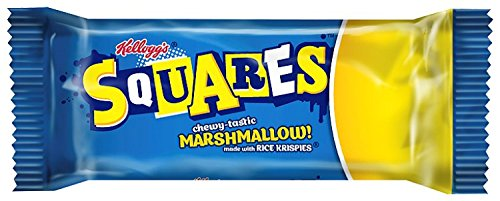 30 x Kellog's Rice Krispies Squares Chewy Marshmallow 1 x 28g