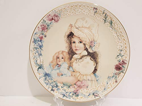 The Hamilton Collection from The Dear to My Heart Plate Collection - Addie
