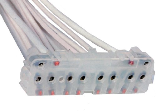 ACDelco GM Original Equipment PT185 10-Way Female Door Window Switch Pigtail