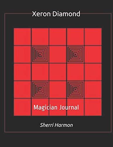 Xeron Diamond: Magician Journal (Prism Rhombus)