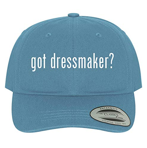 BH Cool Designs got Dressmaker? - Men's Soft & Comfortable Dad Baseball Hat Cap, Light Blue, One Size