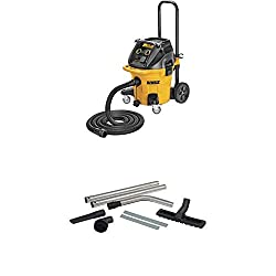 DEWALT 10-Gallon Dust Extractor With Accessory Kit