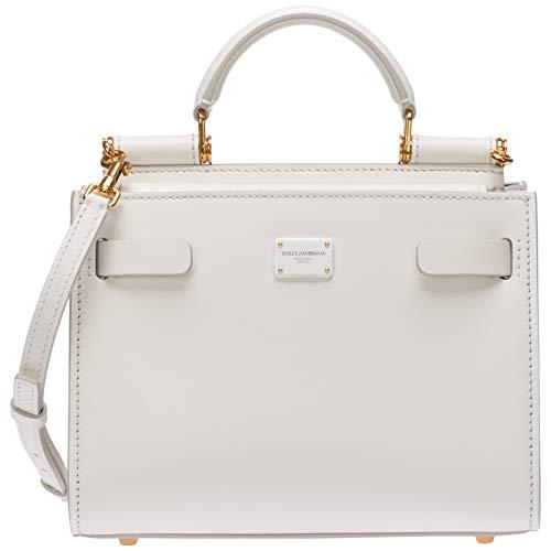 Dolce&Gabbana damen sicily 62 Handtaschen bianco