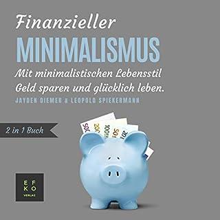 Finanzieller Minimalismus: 2 in 1 Buch Titelbild