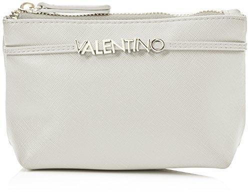 Mario Valentino Valentino by Damen Sea Ausweishülle, Weiß (Bianco), 6.0x10.0x17.0 cm