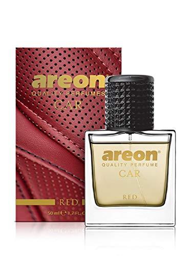 AREON Ambientador Car Perfume - Rojo, 100 ml (50ml)